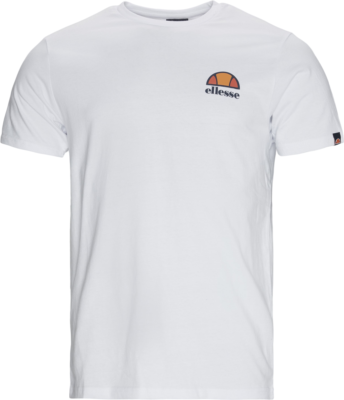 Canaletto T-shirt - T-shirts - Regular - Hvid