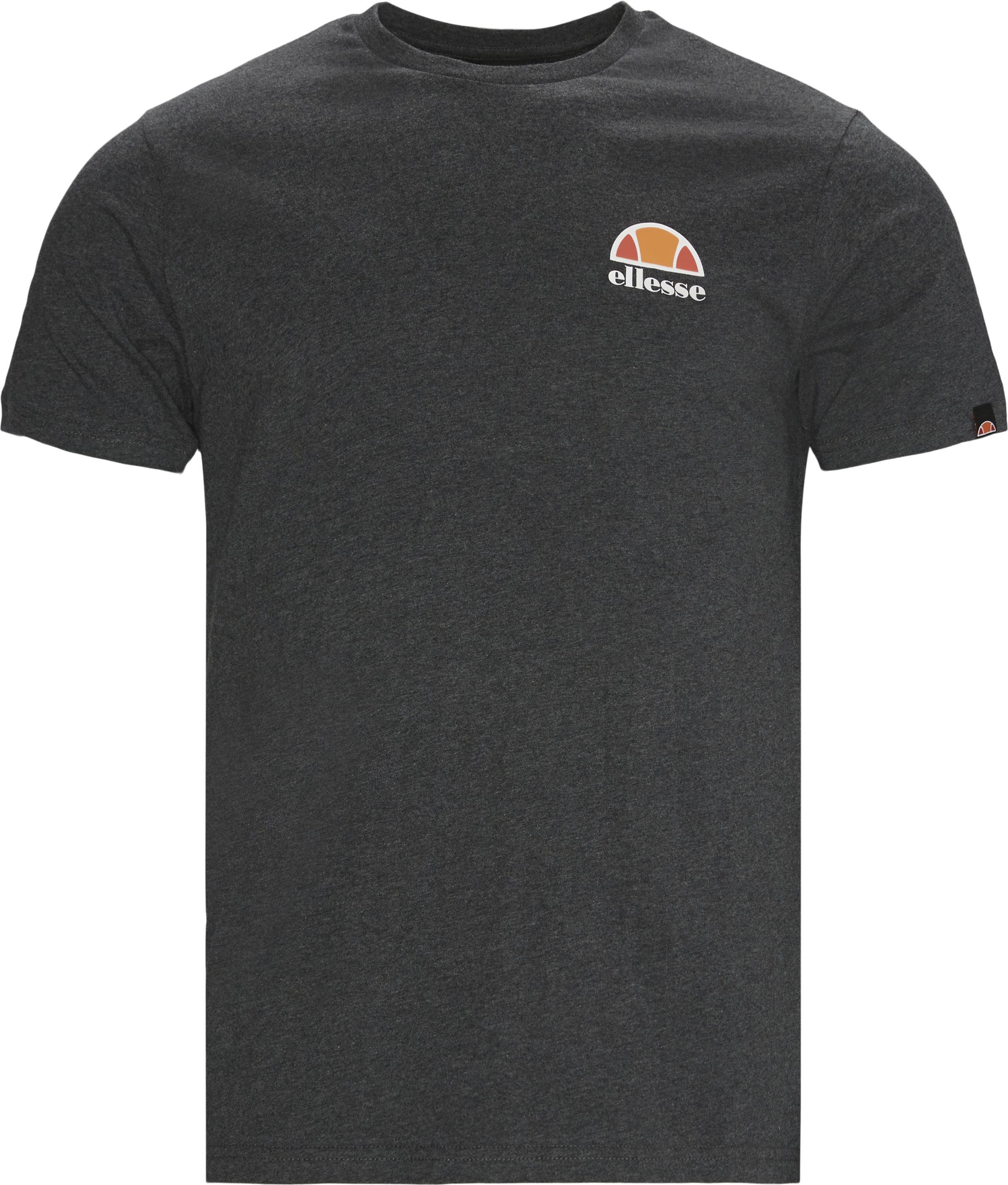 Canaletto T-shirt - T-shirts - Regular - Grå