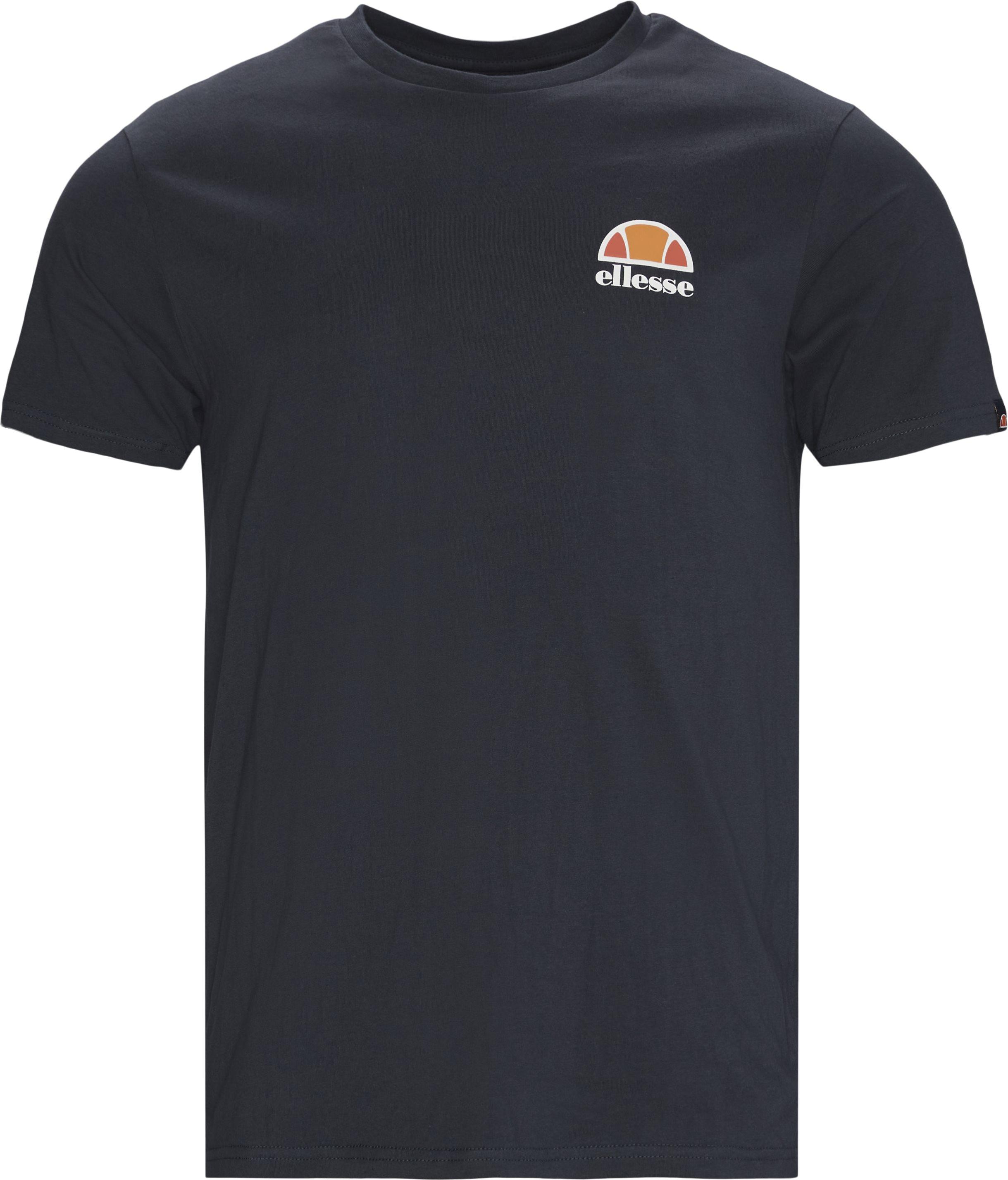 Canaletto T-shirt - T-shirts - Regular - Blå