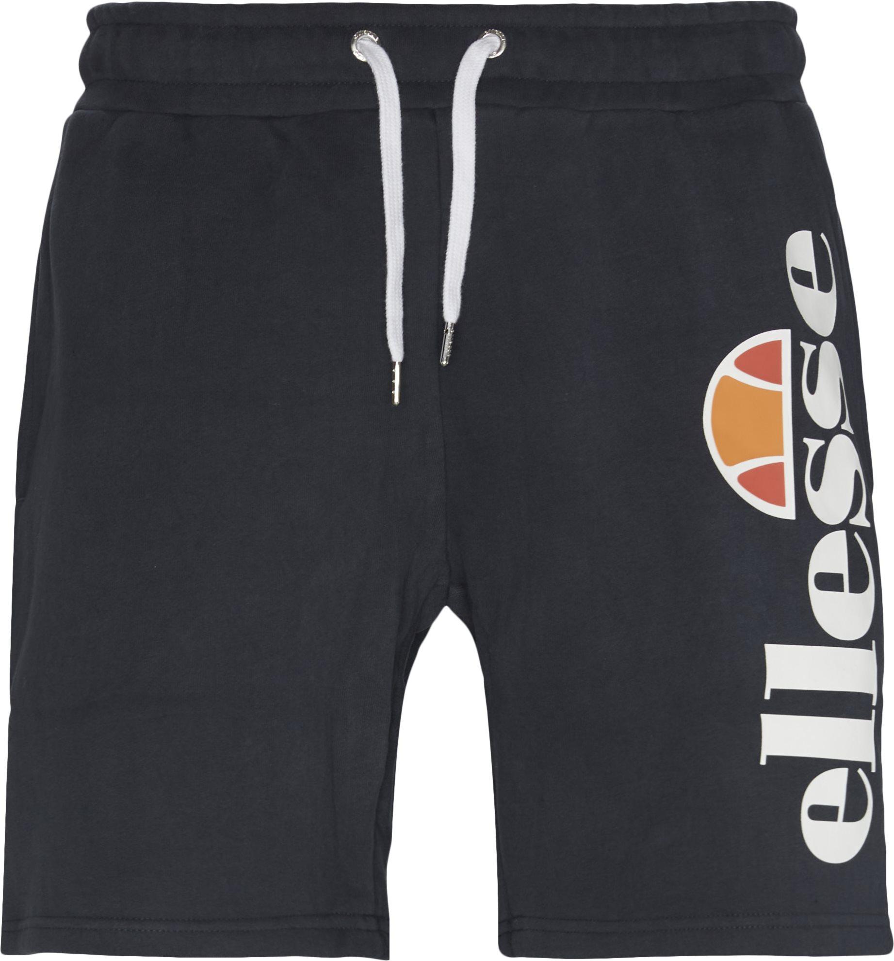 Bossini Fleece Shorts - Shorts - Regular fit - Blå
