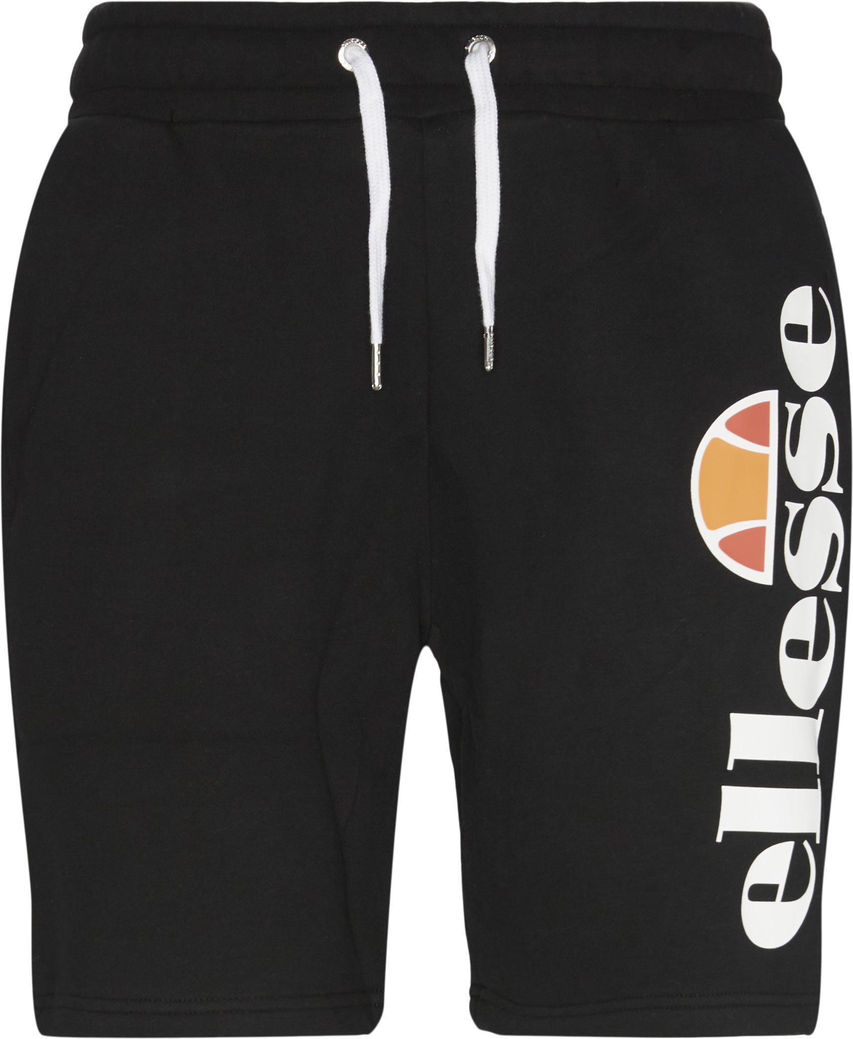 Bossini Fleece Shorts - Shorts - Regular fit - Sort