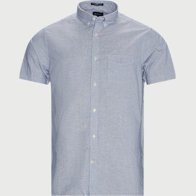 Kurzärmlige Hemden | Blau