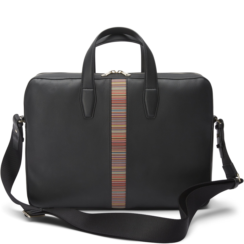 Folio Bag - Tasker - Sort