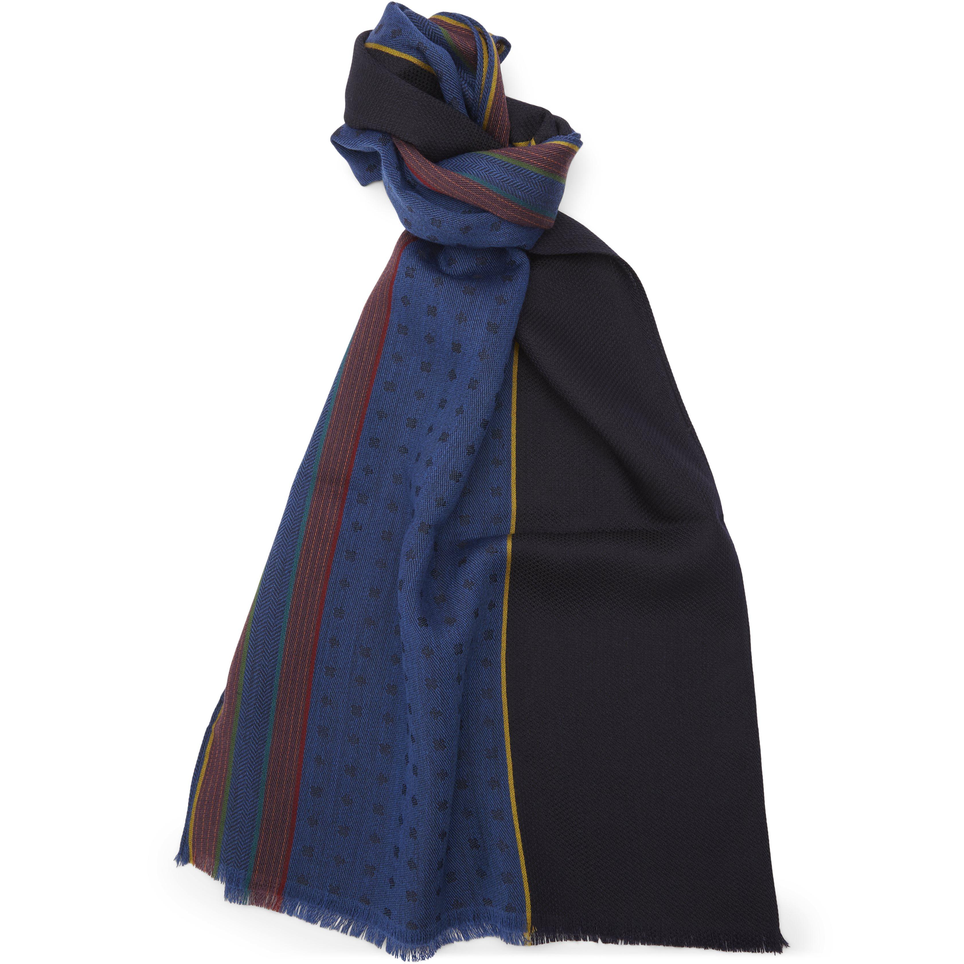 Tørklæde - Tørklæder - Blå