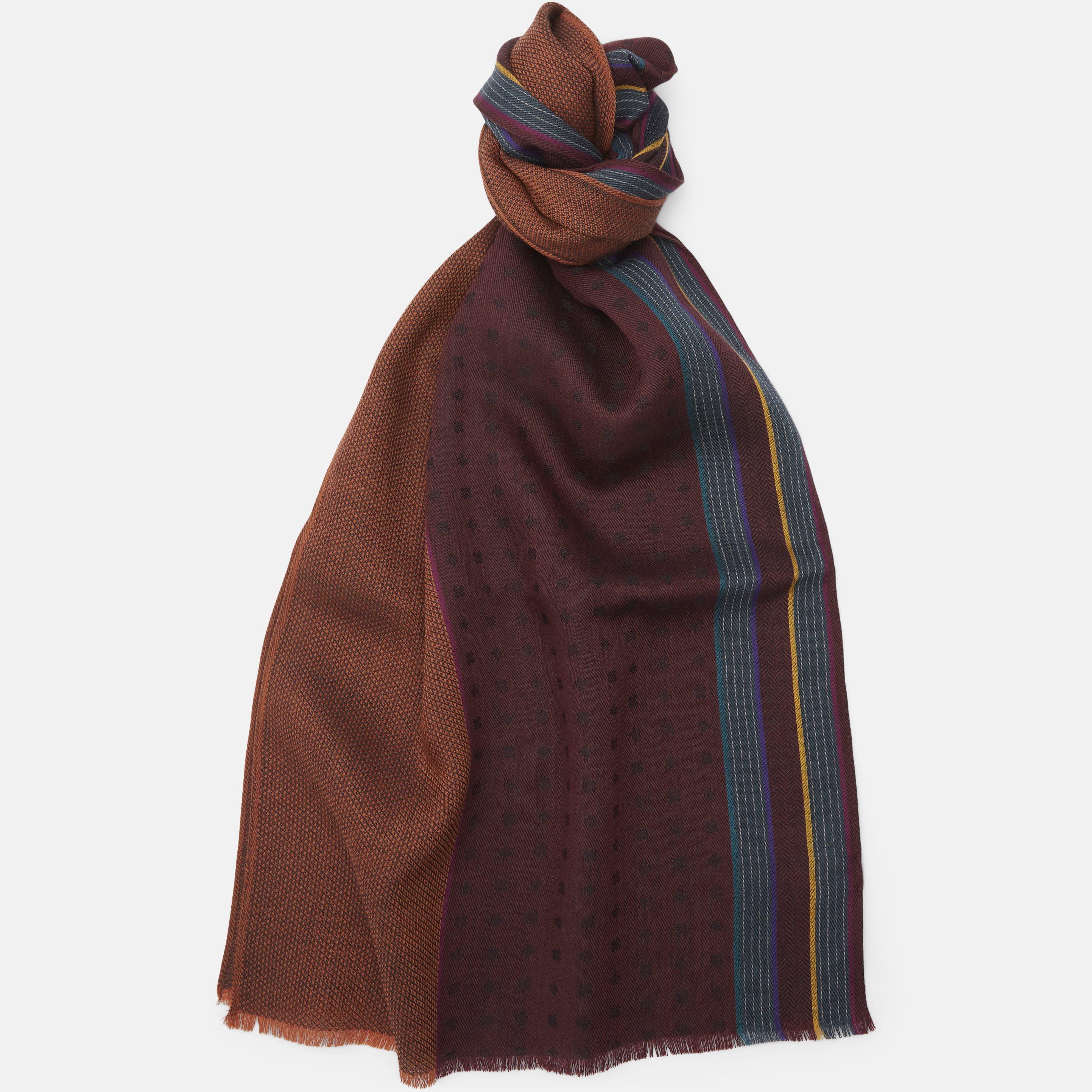 Tørklæde - Tørklæder - Brun