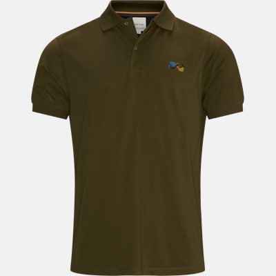 Regular Polo T-shirt Regular fit | Regular Polo T-shirt | Army