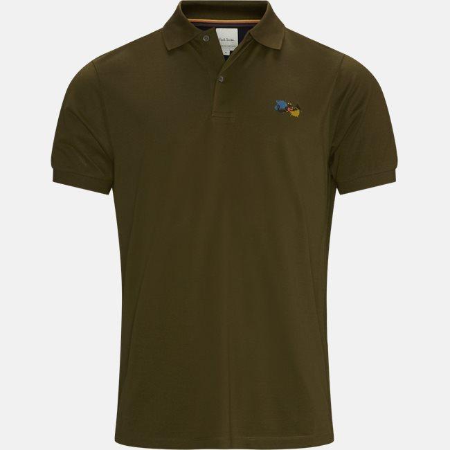 Regular Polo T-shirt