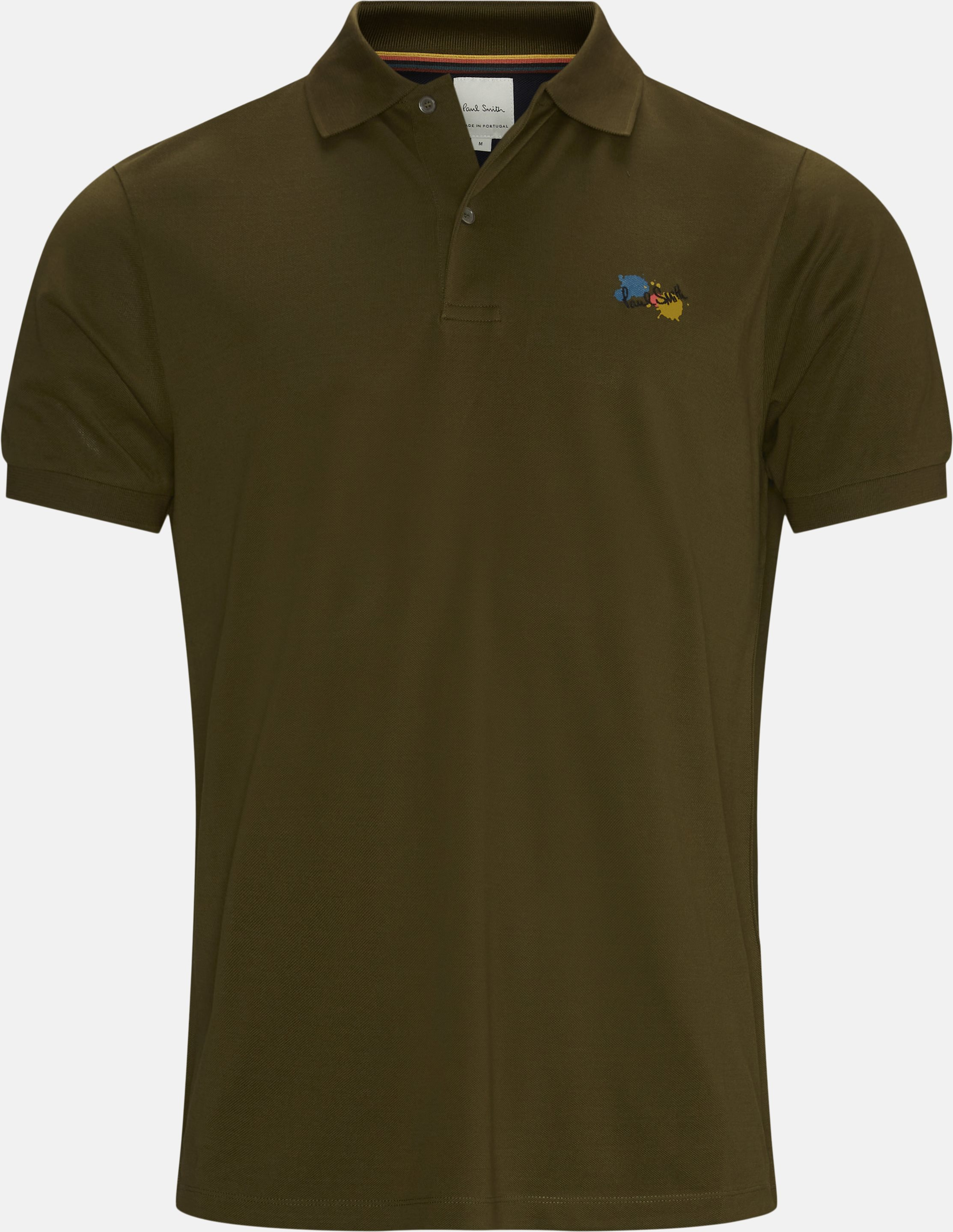 T-shirts - Regular fit - Army