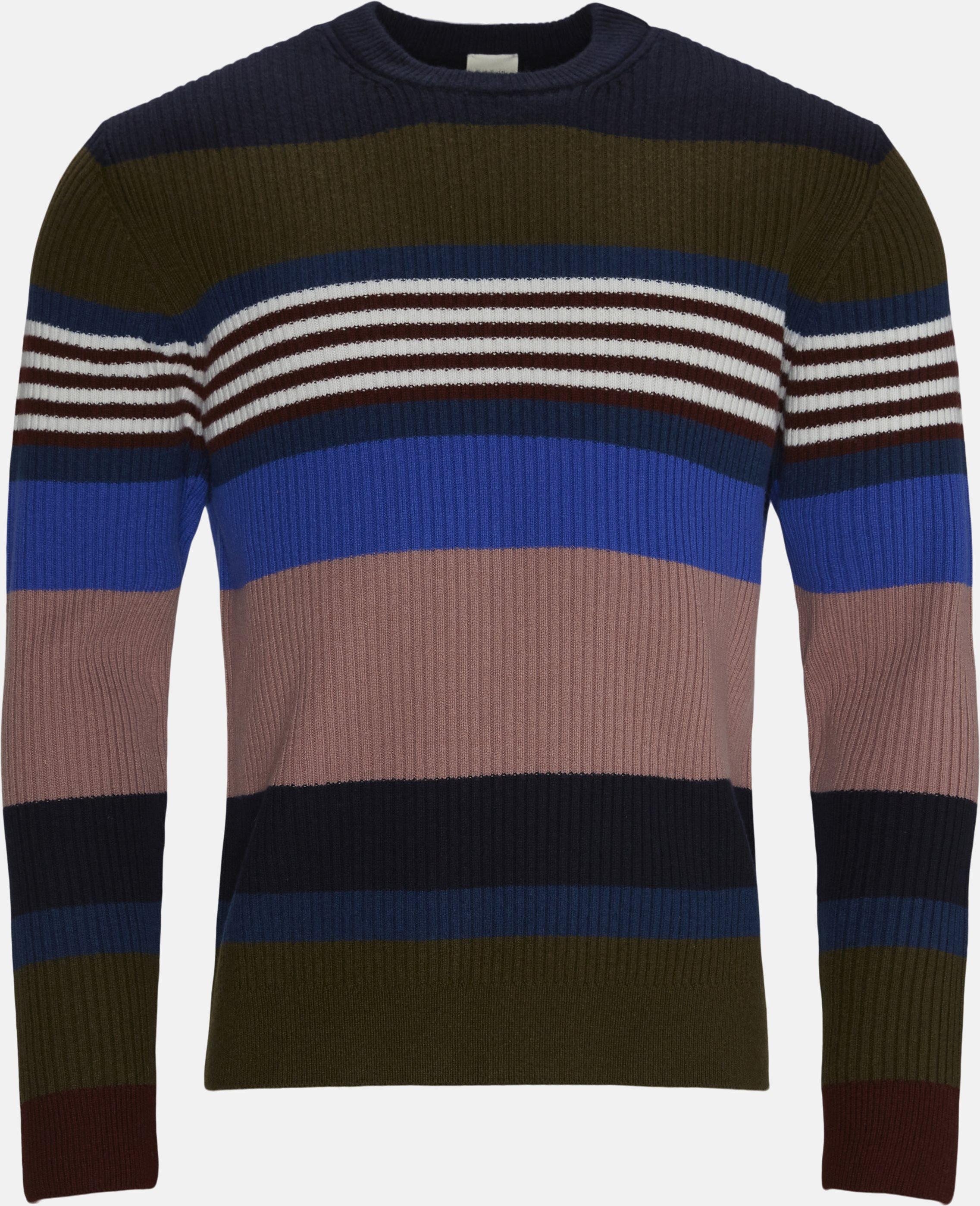 Multi Colour Knit - Strik - Regular fit - Multi