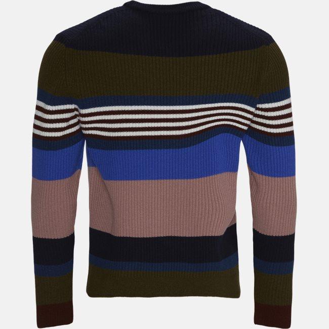 Multi Colour Knit