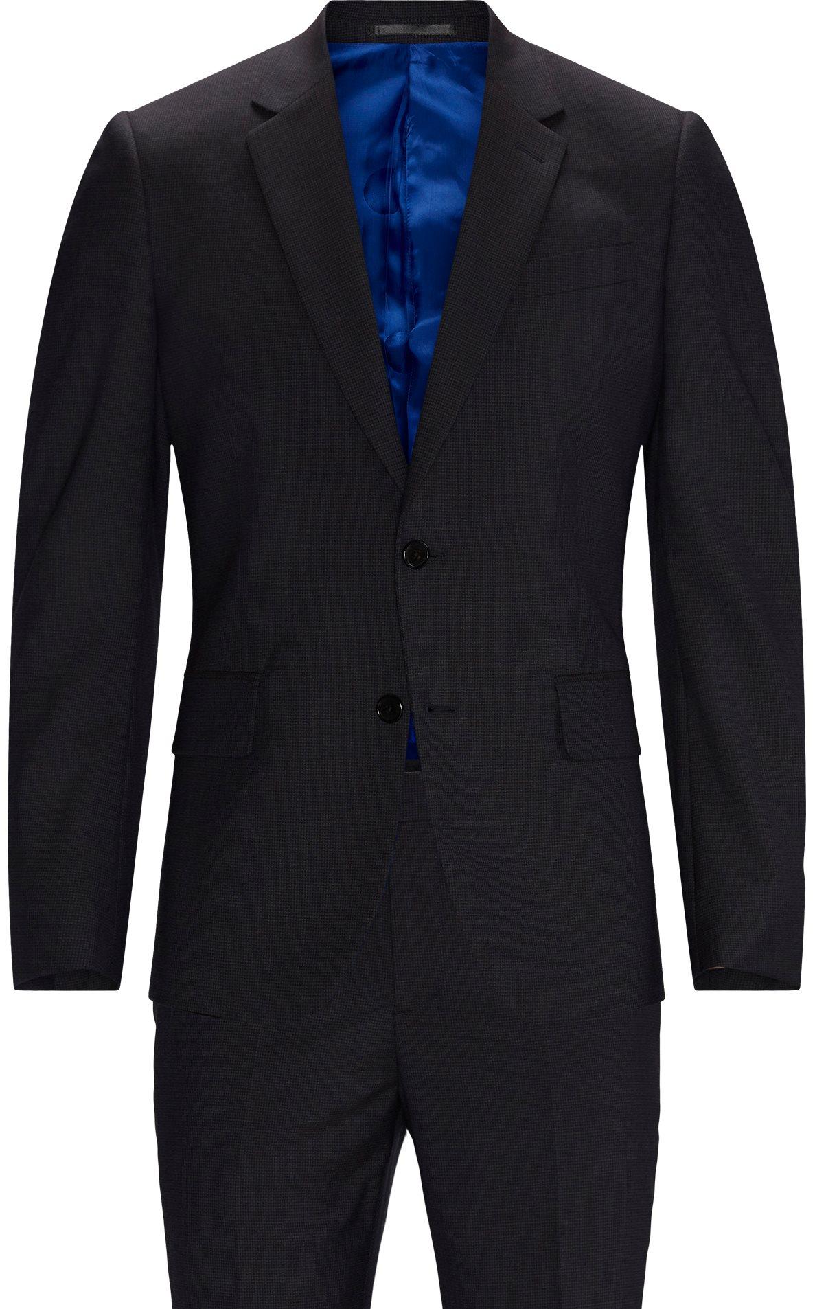 Suits - Regular fit - Blue