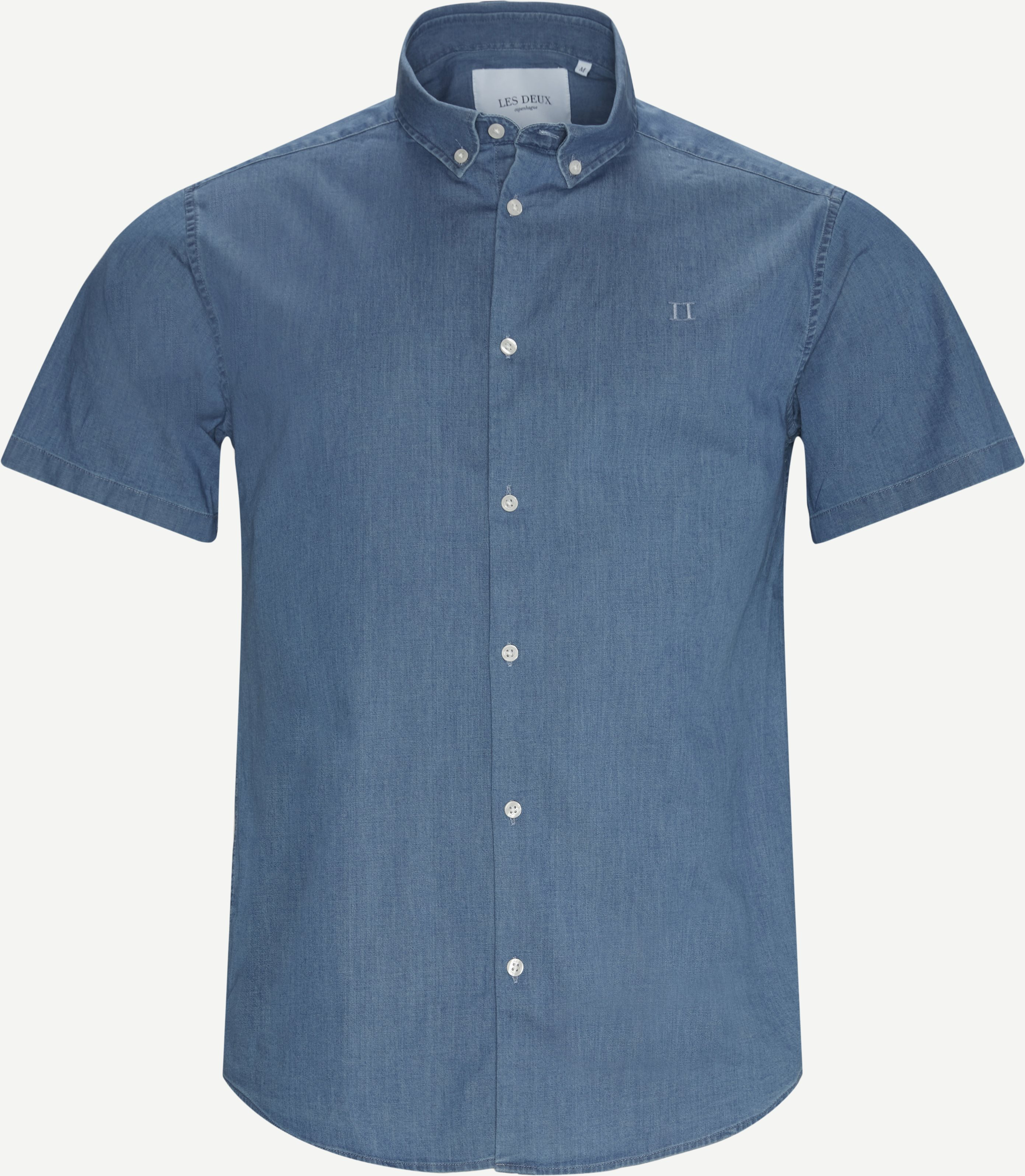 Short-sleeved shirts - Denim