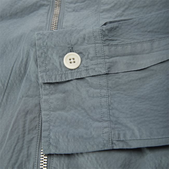 Zip Shirt
