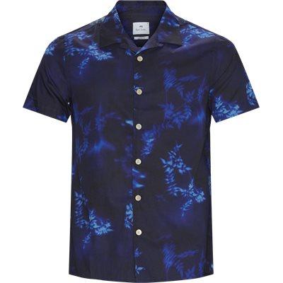 Casual Fit SS Shirt Casual fit   Casual Fit SS Shirt   Blå