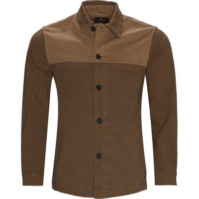 Workwear Jacket Regular fit | Workwear Jacket | Brun
