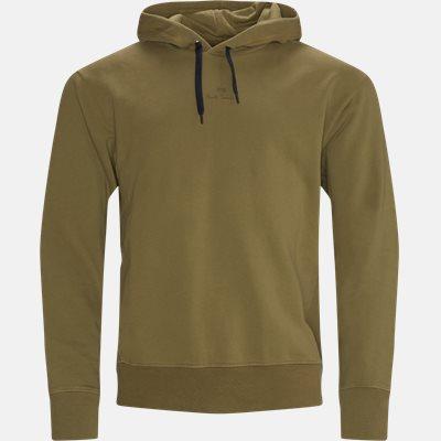 Logo Hoodie Regular fit | Logo Hoodie | Army
