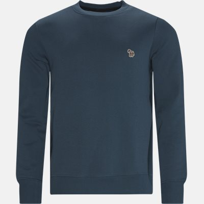 Crewneck Sweatshirt Regular fit | Crewneck Sweatshirt | Blå