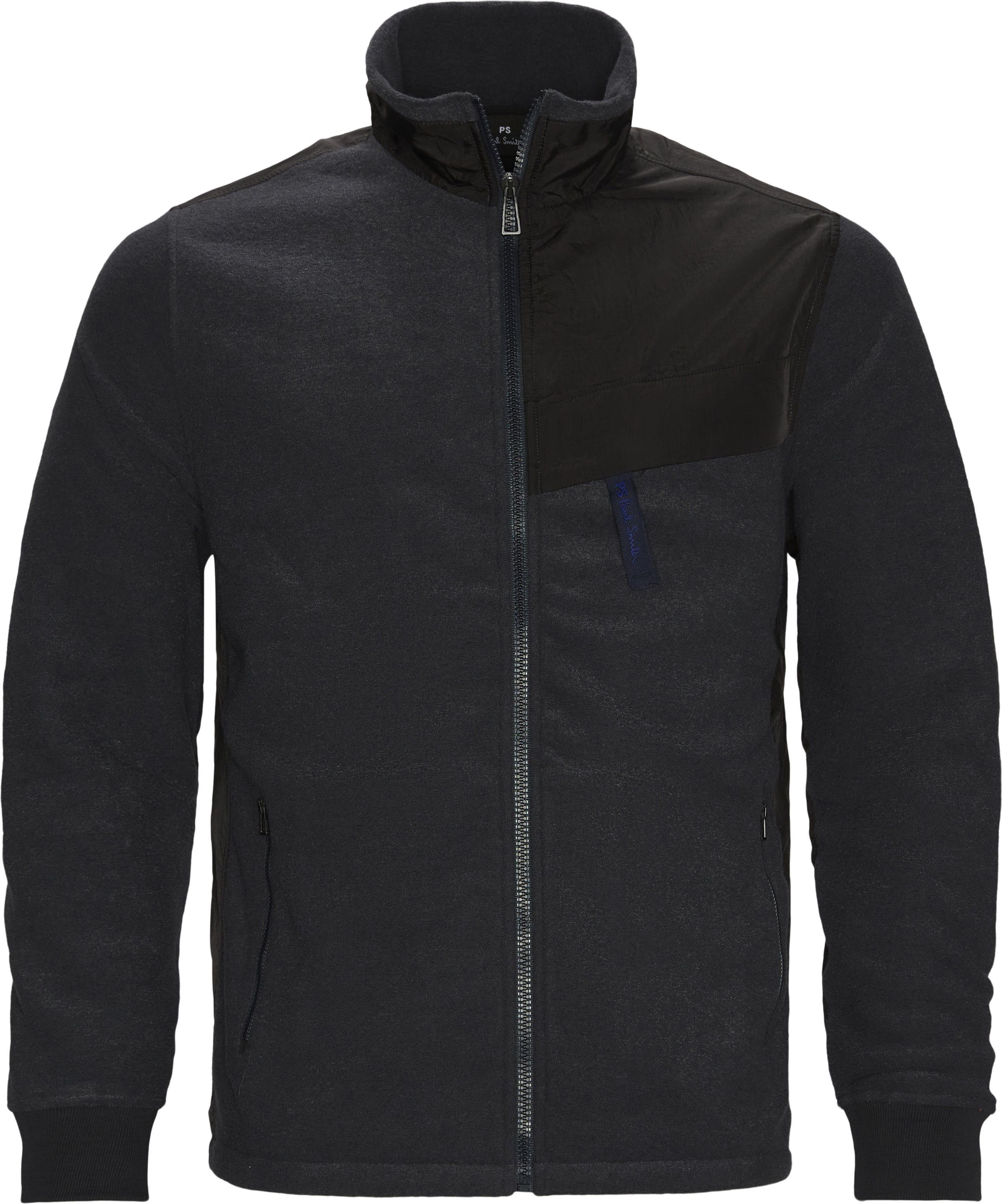 Lightweight jackets - Regular fit - Grey