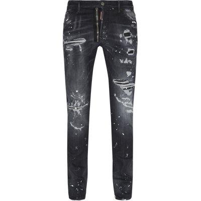 Slim fit | Jeans | Black