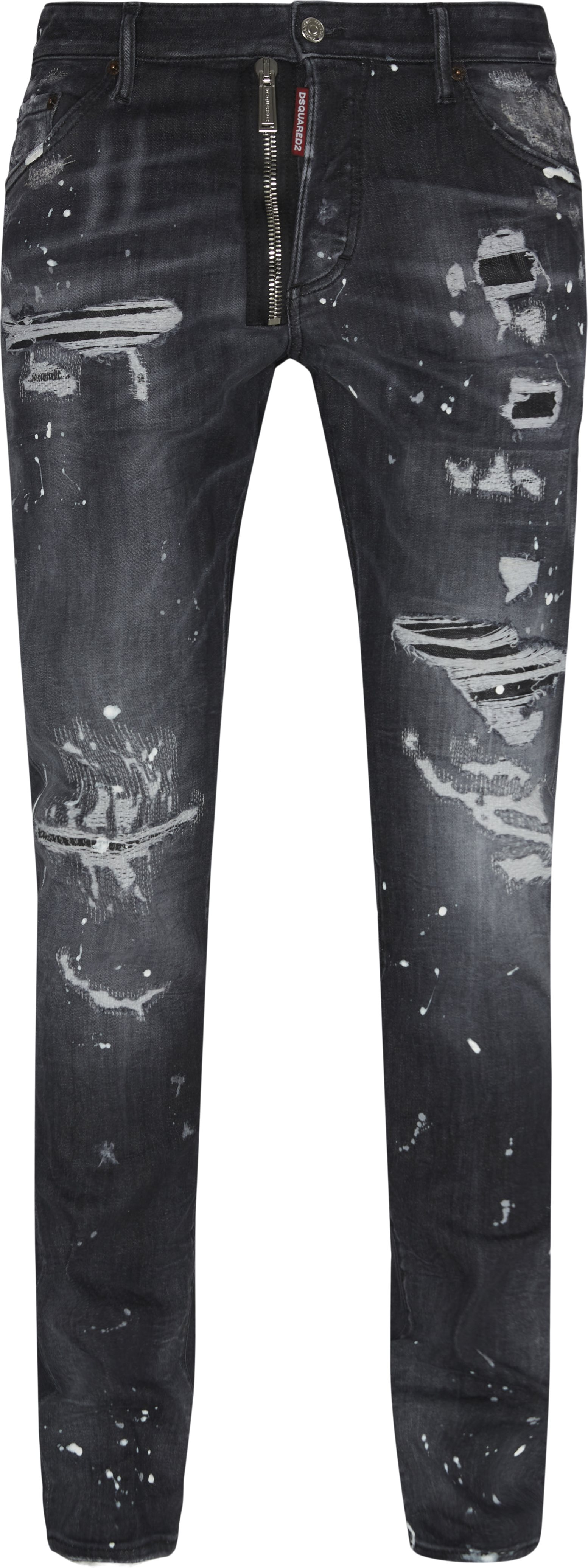 Cool Guy Jeans - Jeans - Slim fit - Sort