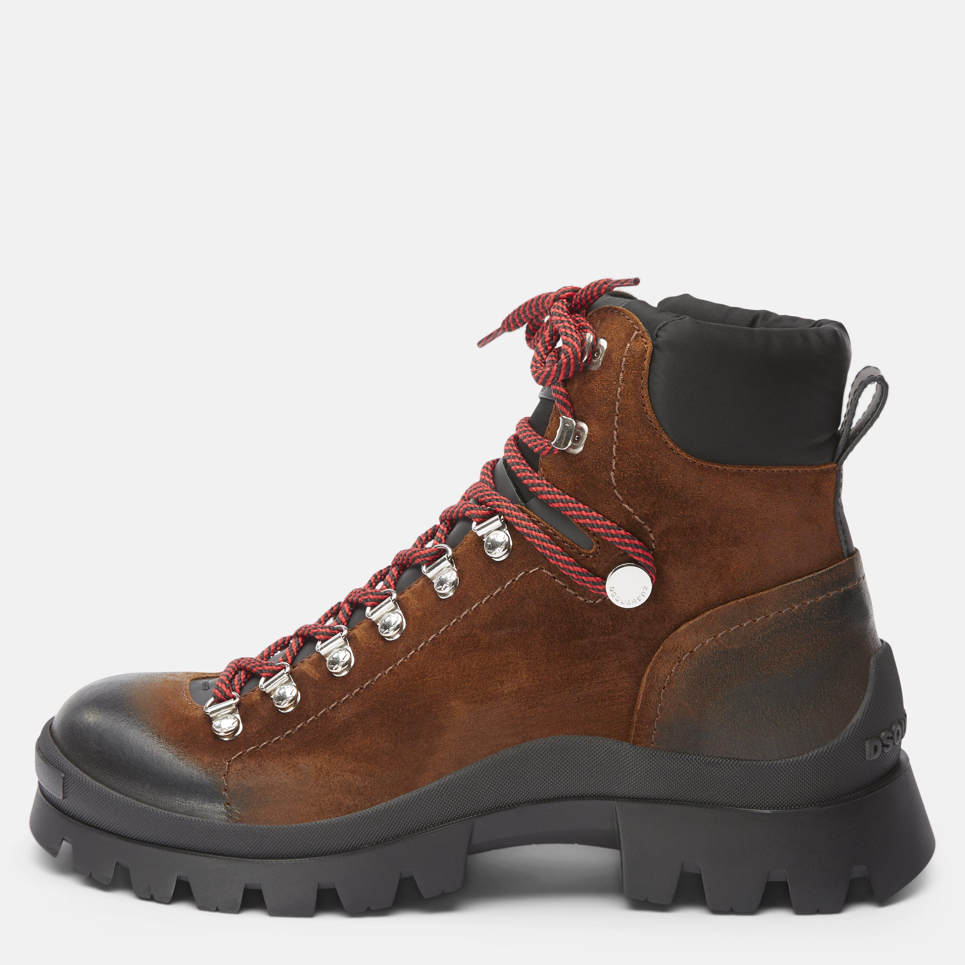 Tank Hiking Boot - Sko - Brun