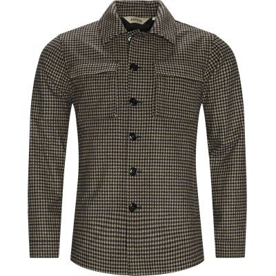 Heavy Shirt Regular fit | Heavy Shirt | Sand