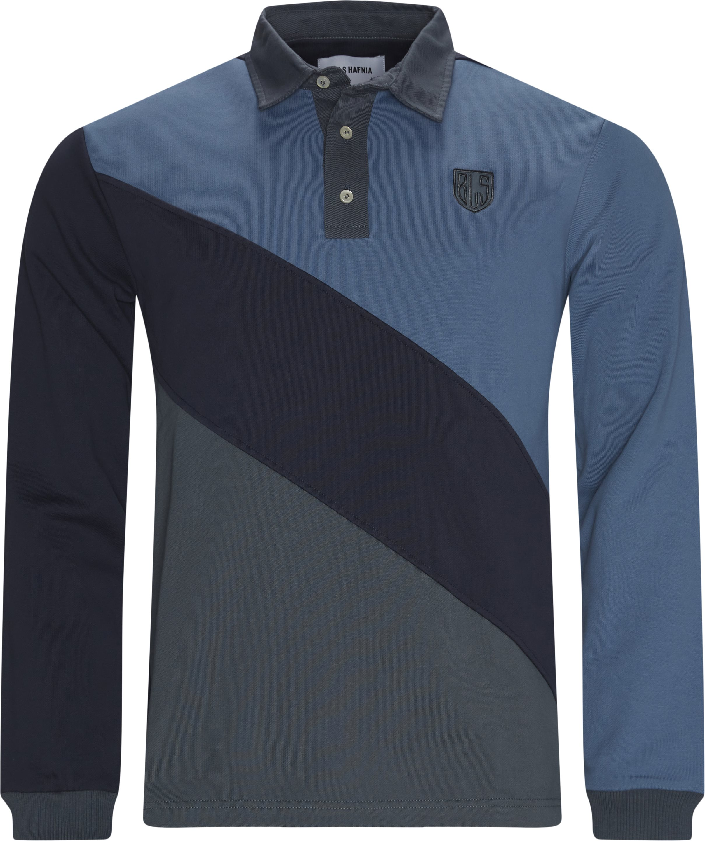 Polo shirts - Regular fit - Blue