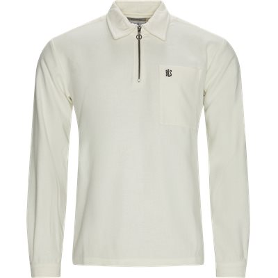Half-Zip Overshirt Regular fit   Half-Zip Overshirt   Sand