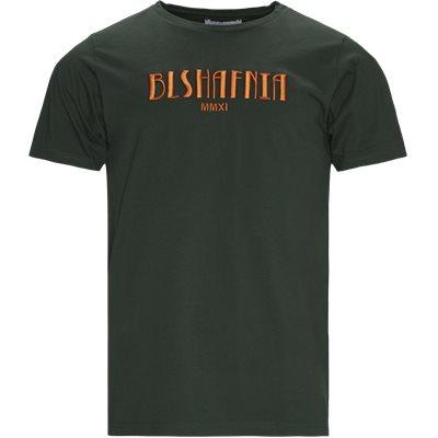 Casablanca T-shirt Regular fit | Casablanca T-shirt | Grøn