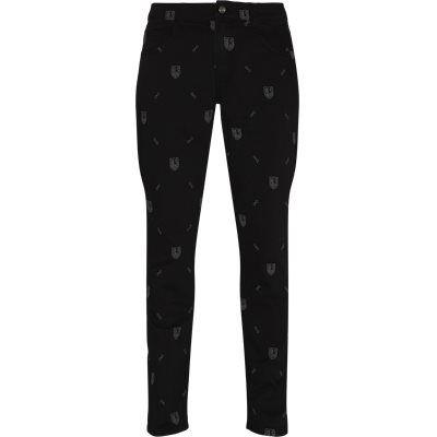 New All Over Jeans Regular fit | New All Over Jeans | Sort