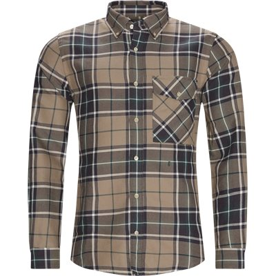 Relaxed Button Down Relaxed fit   Relaxed Button Down   Grøn