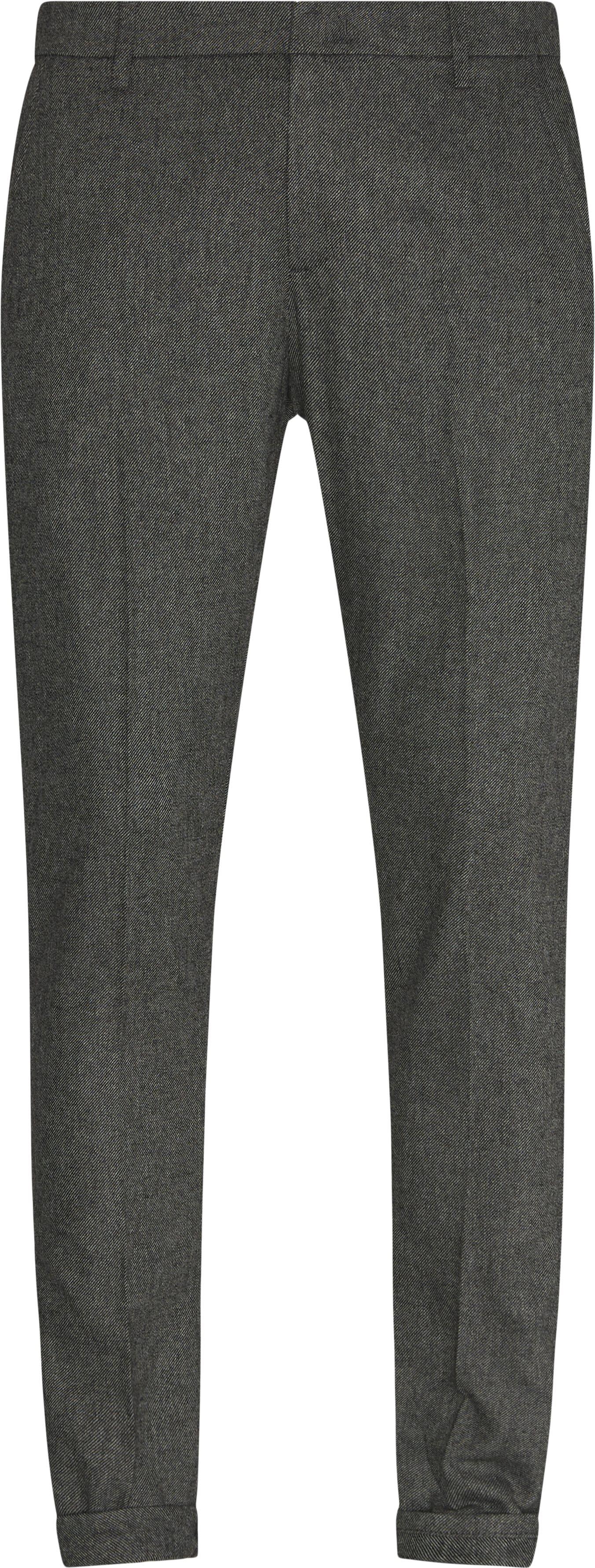 Comfort Pants - Bukser - Slim fit - Grå