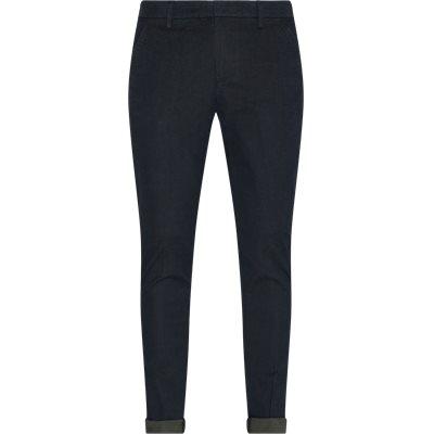 CS0112U Pants Slim fit | CS0112U Pants | Blå