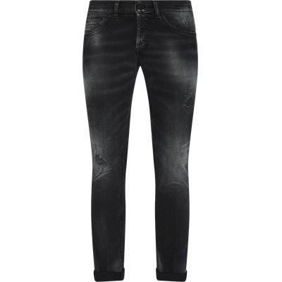 George Jeans Skinny fit | George Jeans | Sort