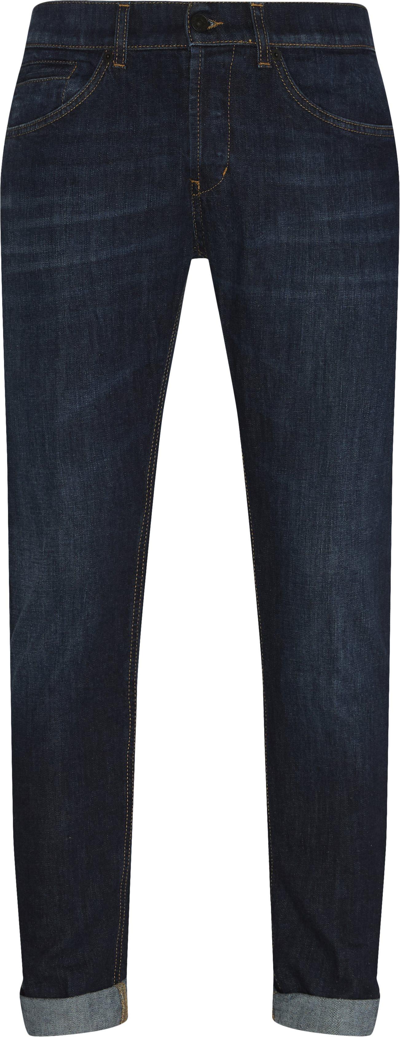 George Jeans - Jeans - Slim fit - Blå