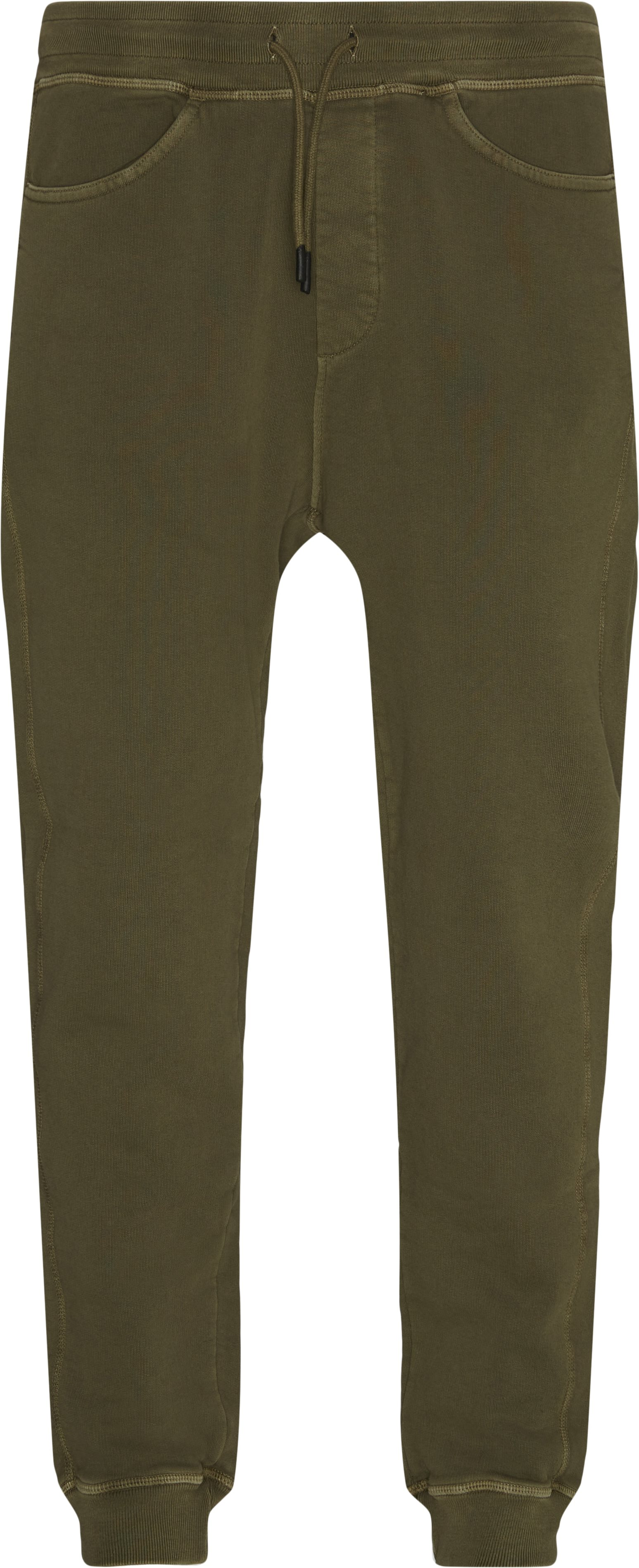 Sweatpants - Sweatshirts - Regular fit - Army
