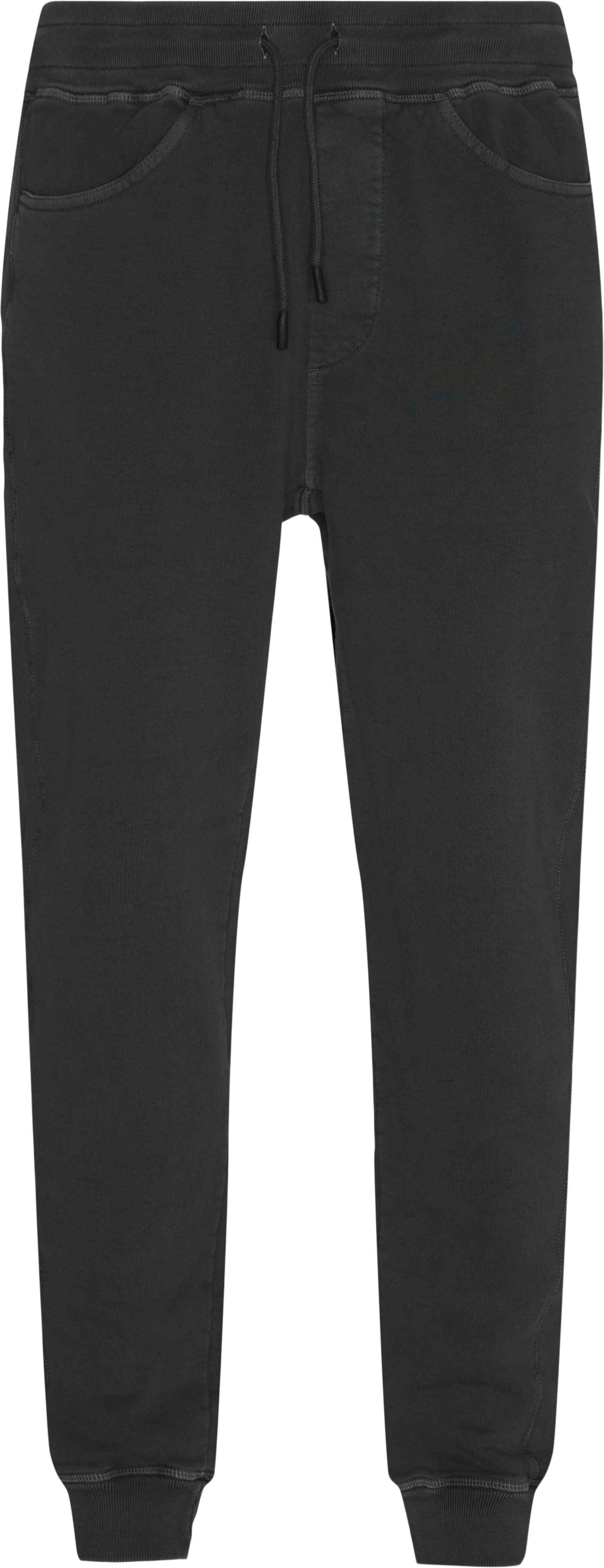 Sweatpants - Sweatshirts - Regular fit - Sort