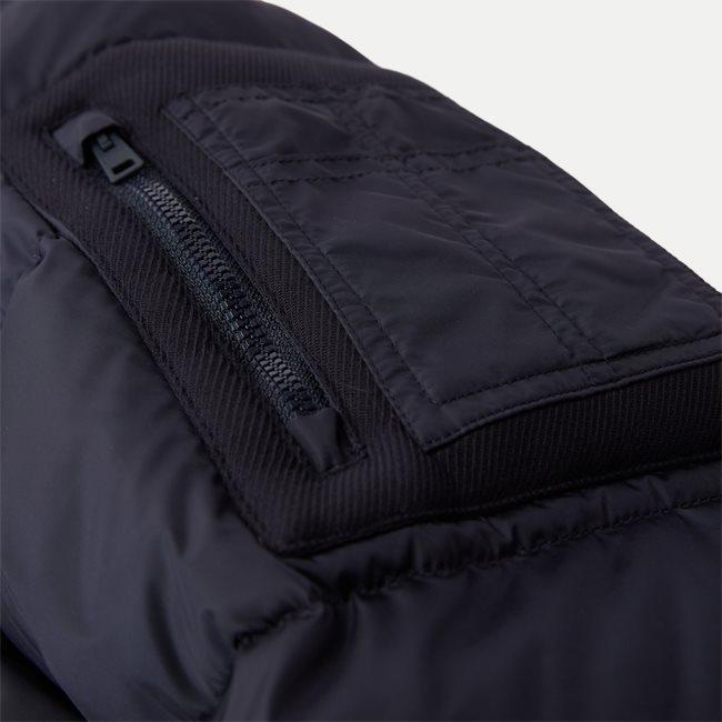 Long Down Jacket