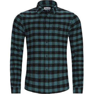 Check Casual Shirt Casual fit   Check Casual Shirt   Grøn