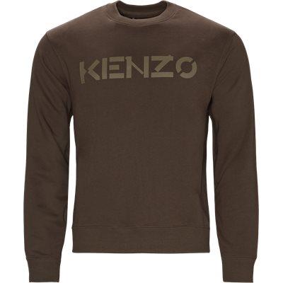 Regular fit | Sweatshirts | Brown