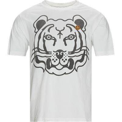 K-Tiger Tee Oversize fit | K-Tiger Tee | Hvid