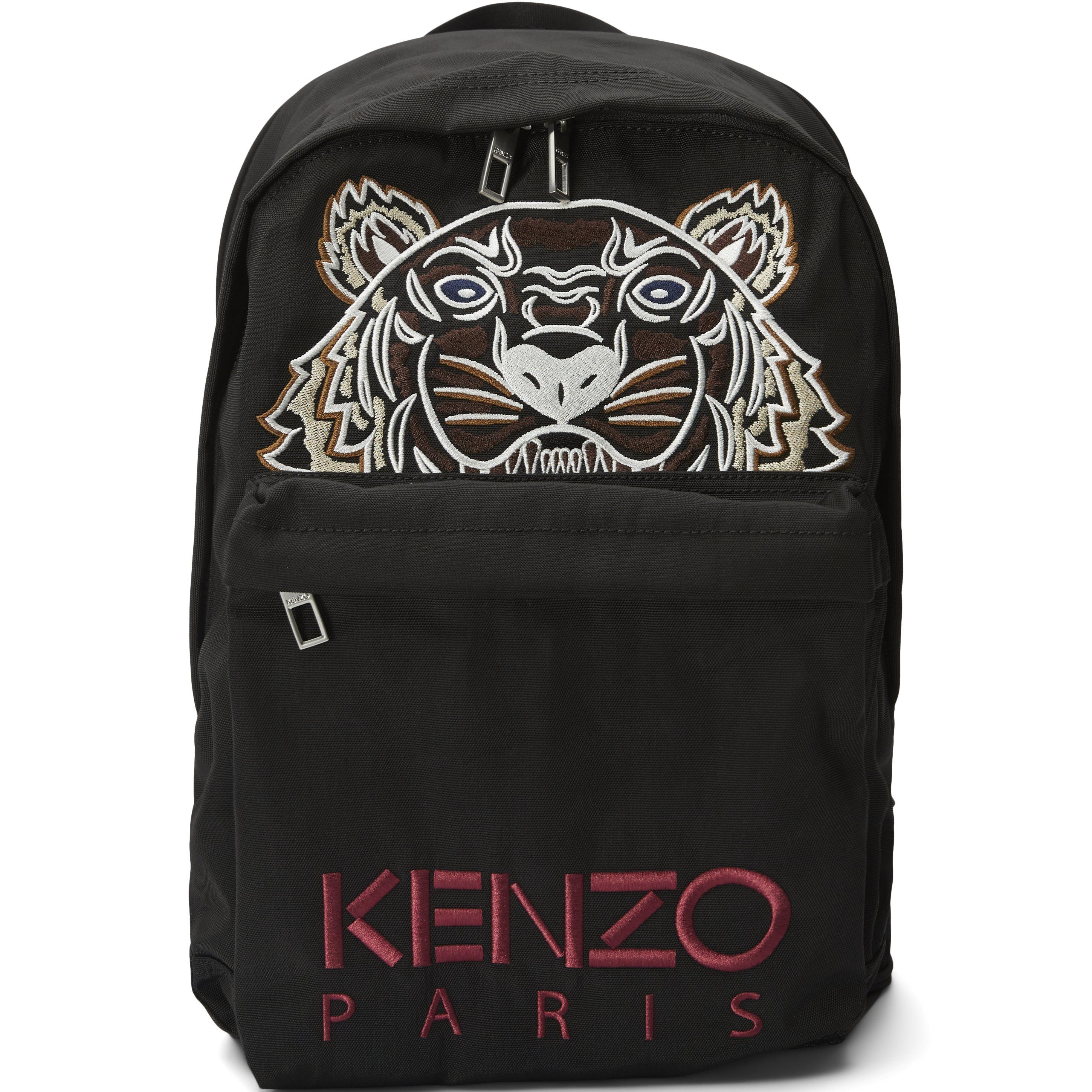 Tiger Backpack - Tasker - Sort