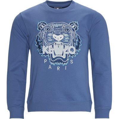 Tiger Sweatshirt Regular fit | Tiger Sweatshirt | Blå