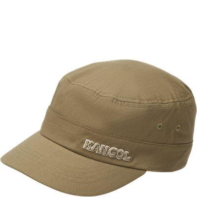 Caps   Green