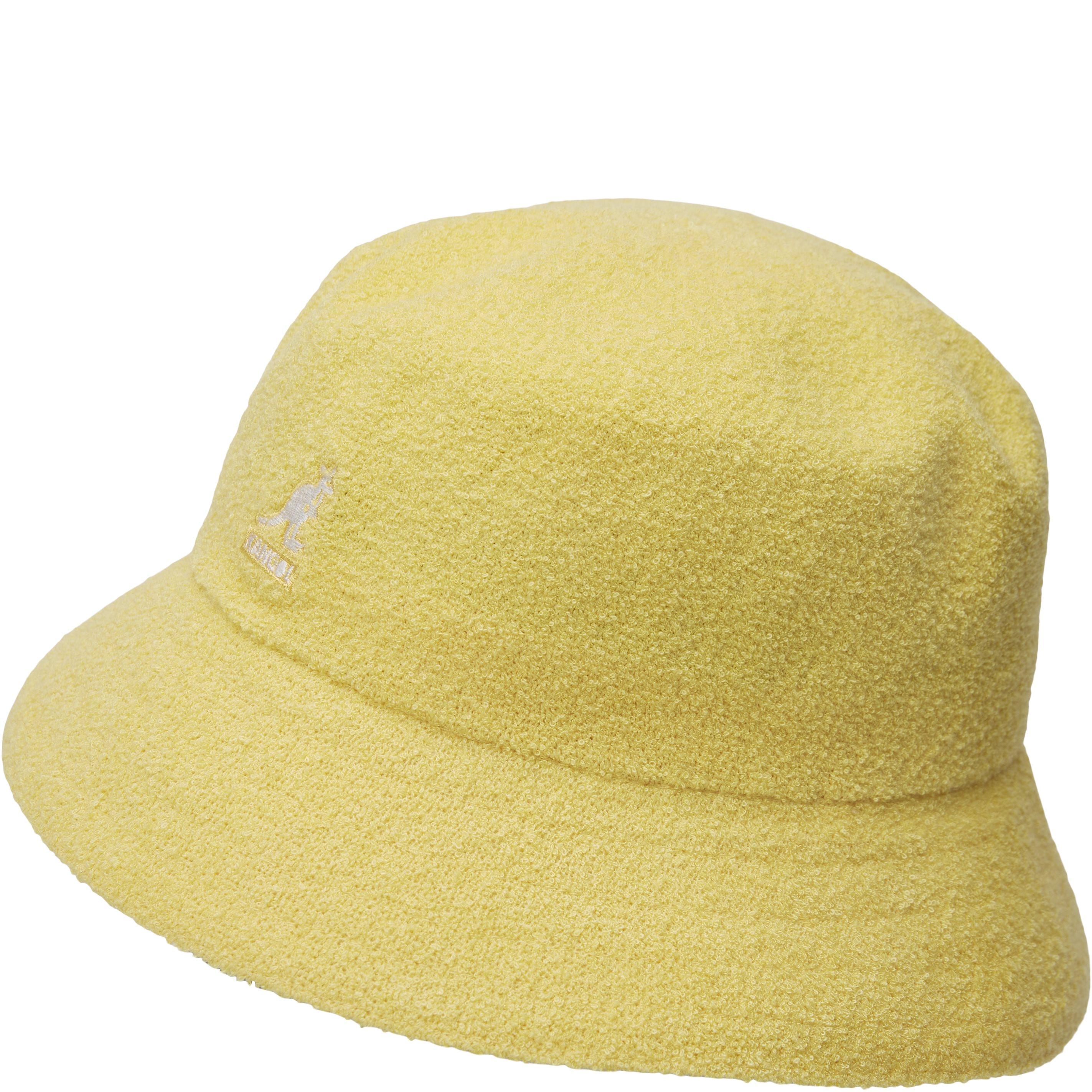 Caps - Yellow
