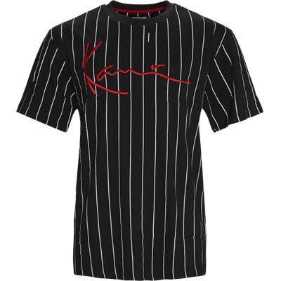 Regular fit | T-shirts | Svart