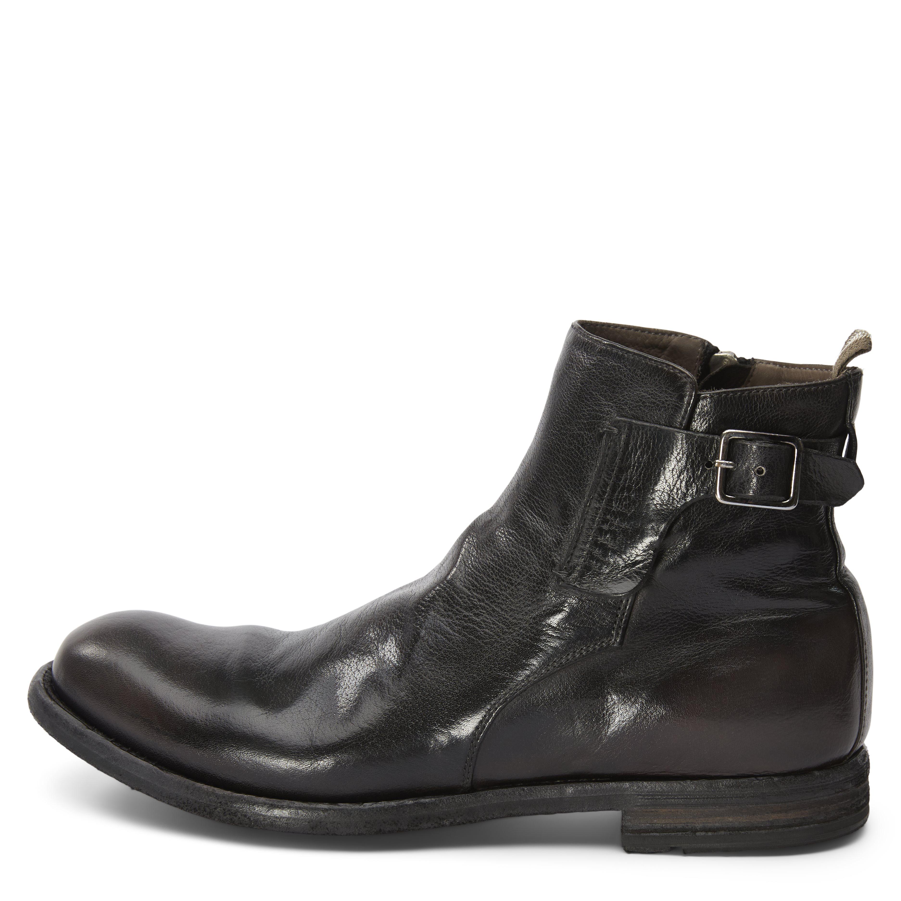 Old Ignis Boots - Sko - Sort