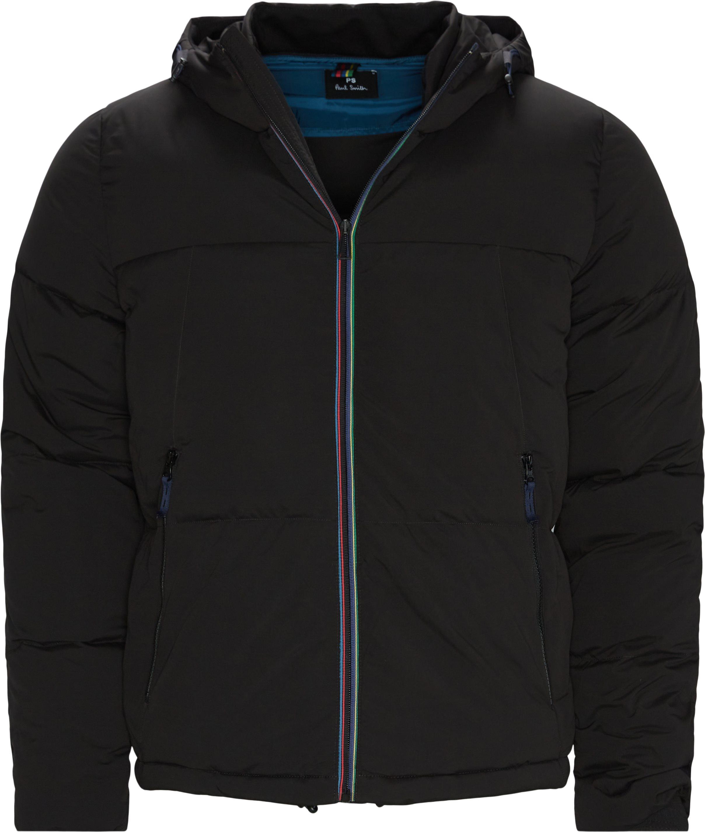 Winter Jacket - Jakker - Regular fit - Sort