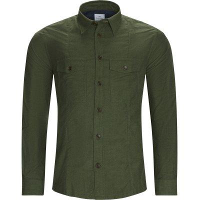 Classic Shirt Casual fit   Classic Shirt   Grøn