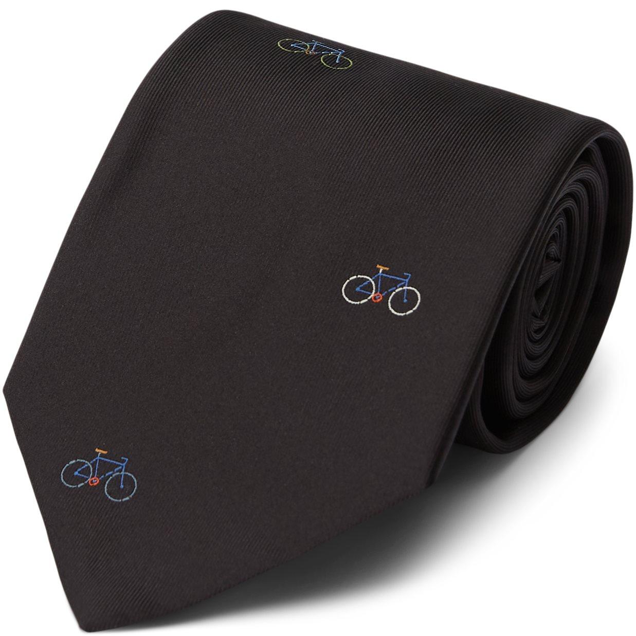 Cycle Tie - Slips - Blå